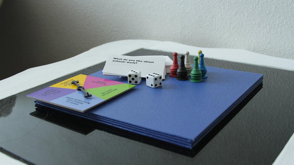 Platicas Familiares - Therapeutic Board Game (Español)