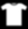 Pictogramme de tshirt manches courtes col rond