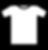 Pictogramme de t shirt manches courtes col rond