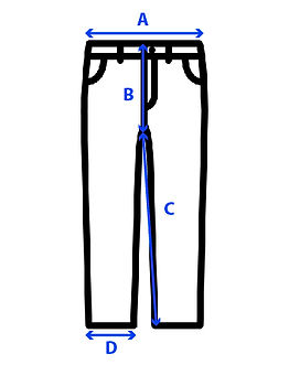 Schéma_dimensions_pantalon_chino_The_Clo