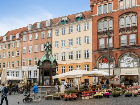 Ombygning af taglejlighed på Kultorvet i København