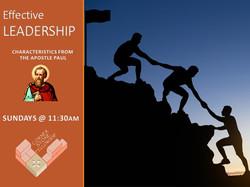 Leadership Paul 4x3