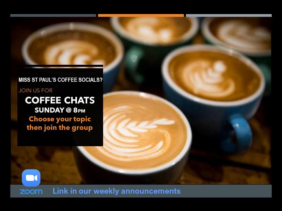 Coffee Chats (1)