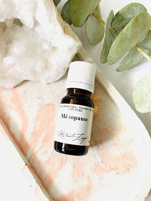 Ménopause- Hormones - Bouffé de chaleur- Huile essentielle