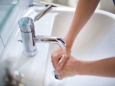 Hand Hygiene and Contact Tracing Become Expected Safety Interventions, In All Work and Public Places