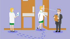 How Does the Hawthorne Effect Impact Hand Hygiene Compliance in Healthcare Settings?