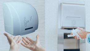 Hand Dryers vs. Paper Towels in the Spread of Bacteria in Hospital Bathrooms