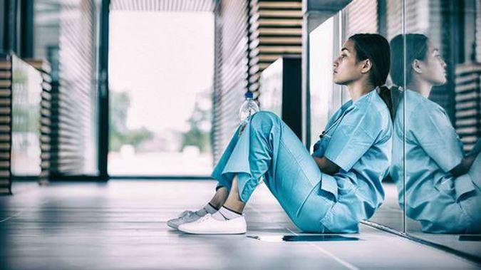 Nurse shift fatigue