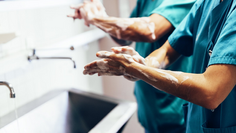 Nurse vs. Physician Hand Hygiene Compliance