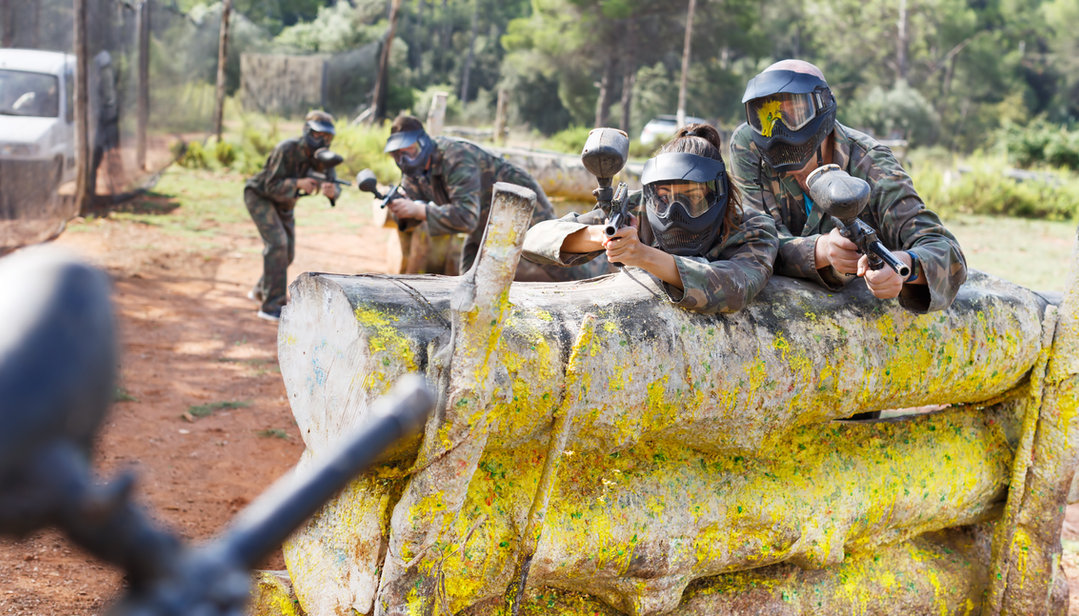 Ascend Paintball