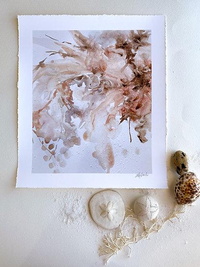 Courage Dear Heart  // Fine Art Print