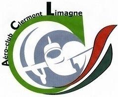 Logo aéroclub clermont limagne