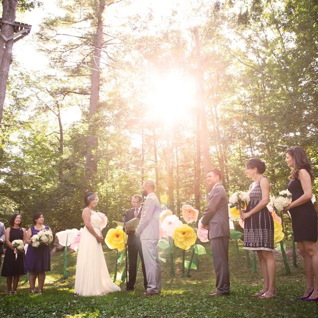 Camp Schodack Wedding