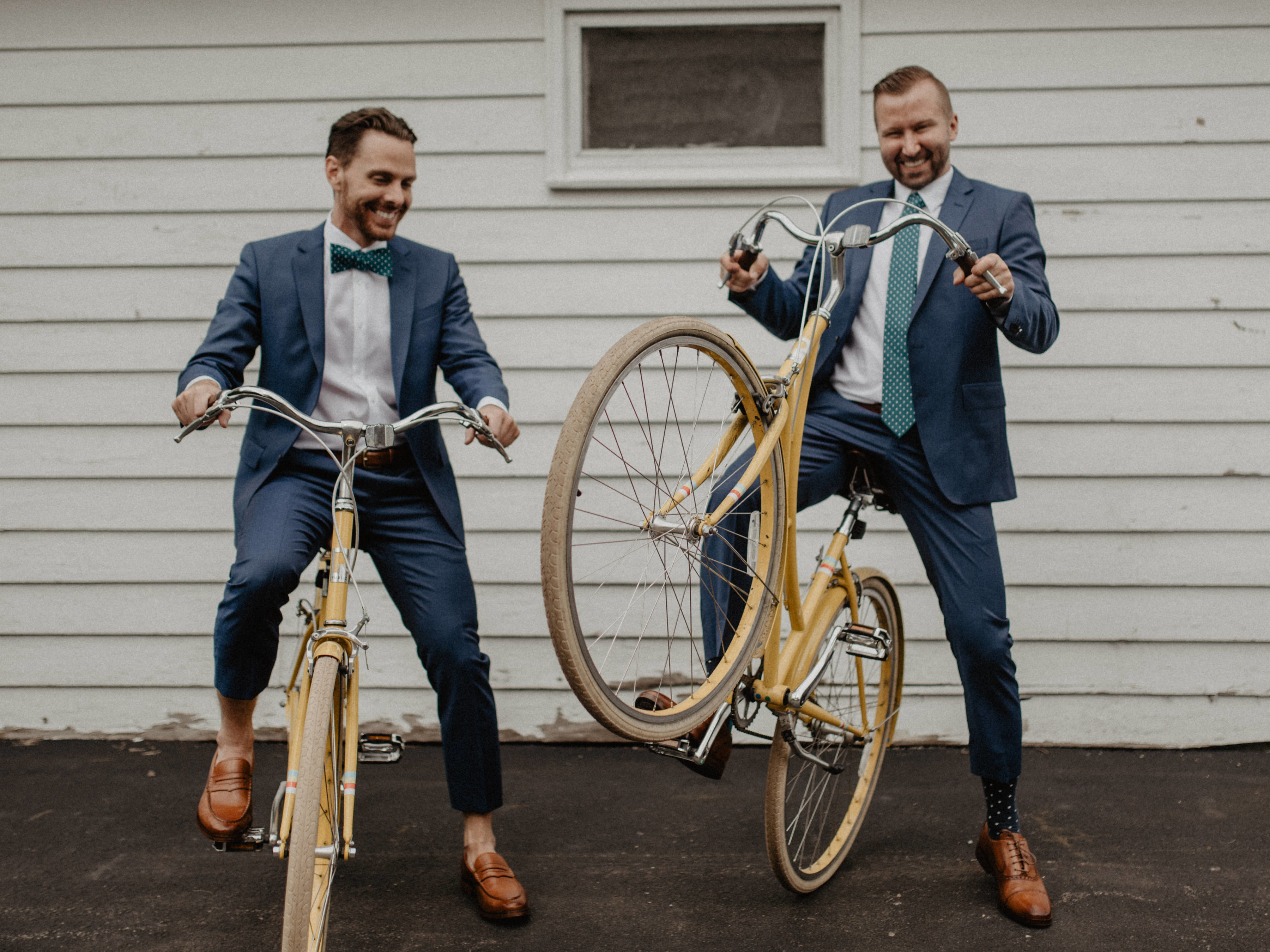 LGBT Wedding - Summer Wedding -Hayfield Catskill