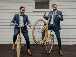 LGBT Wedding - Summer Wedding -Hayfield Catskill
