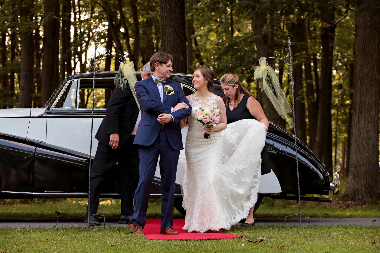 Saratoga Springs Wedding Planner, Gideon Putnam Wedding