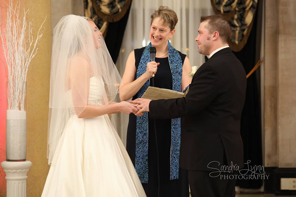 Chaplain Claudia Meyer- Officiant- Wedding Officiant