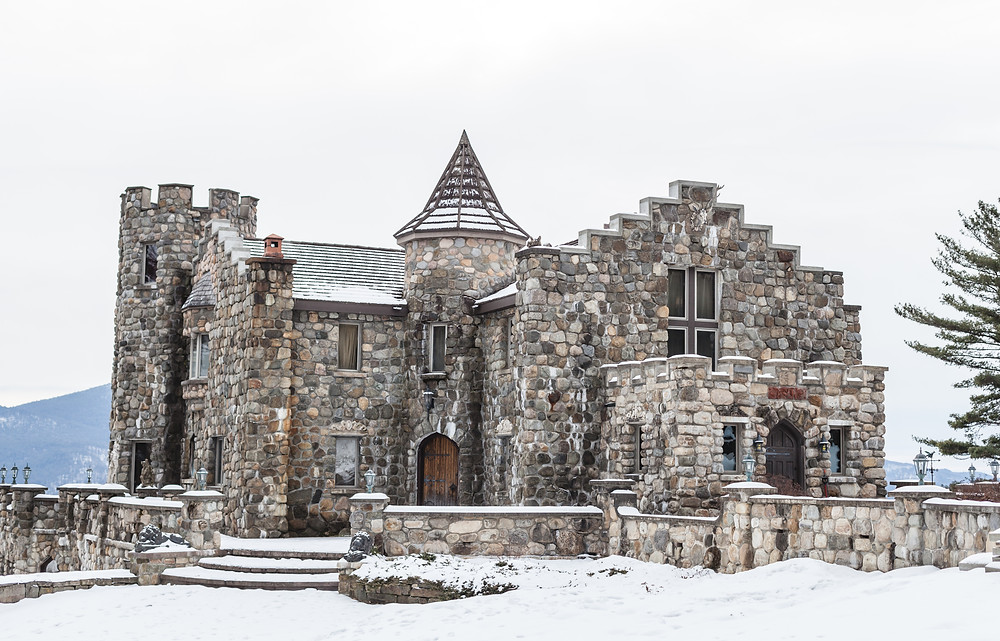 Castle Wedding, Highland Castle, Winter Wedding