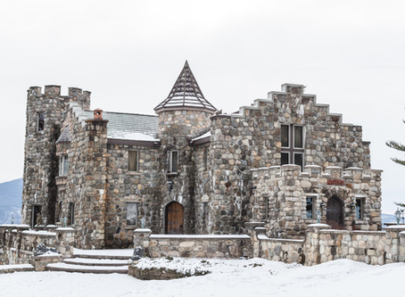 Felicity & Tim's Game of Thrones Winter Wedding