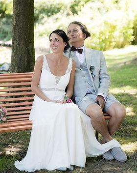 Mariage En Coulisses, Béatrice et Arnaud