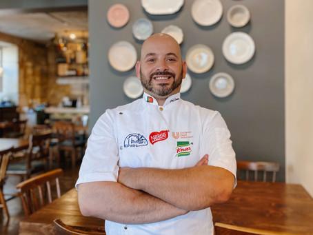 Chef Simão Ramos