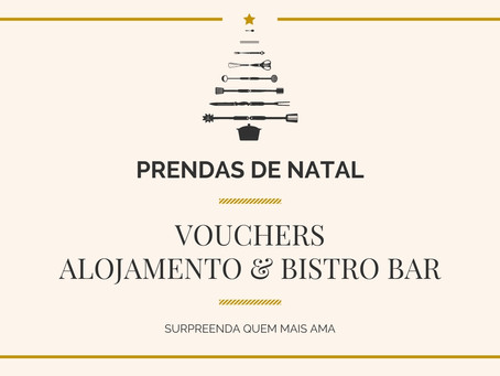Vouchers Oferta - Alojamento & Bistro Bar