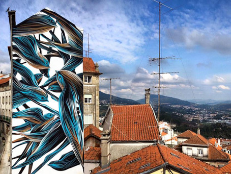 Arte Urbana na Covilhã