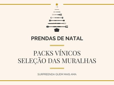 Packs Vínicos - Seleção das Muralhas