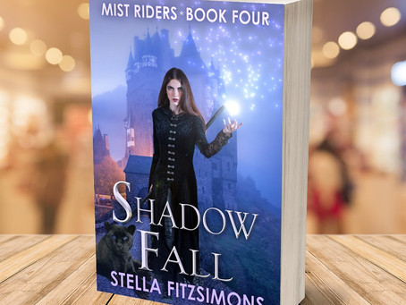 Shadow Fall, Chapter One