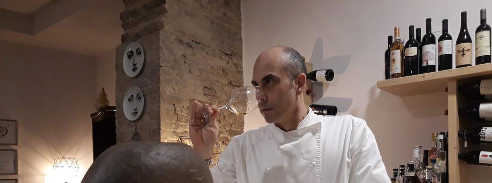 Chef  Fabio Brigandì