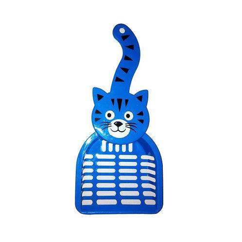 Cat kitty shape poop scooper