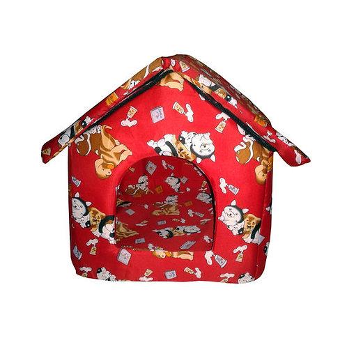 Canine Foam Cat & Puppy House