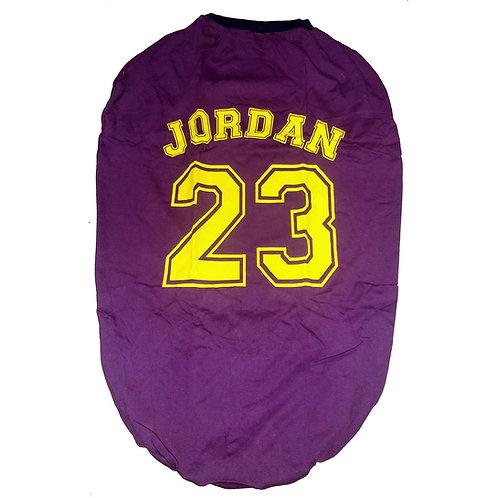 Dog Jordan sports T-shirt