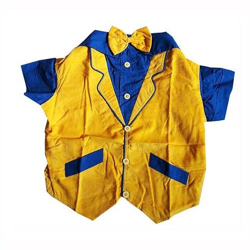 Zorba Dog Party Tuxedo Suit