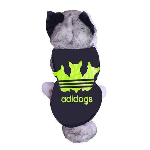 Canes Venatici Sporty Sando Sleeveless Tshirt for Dogs