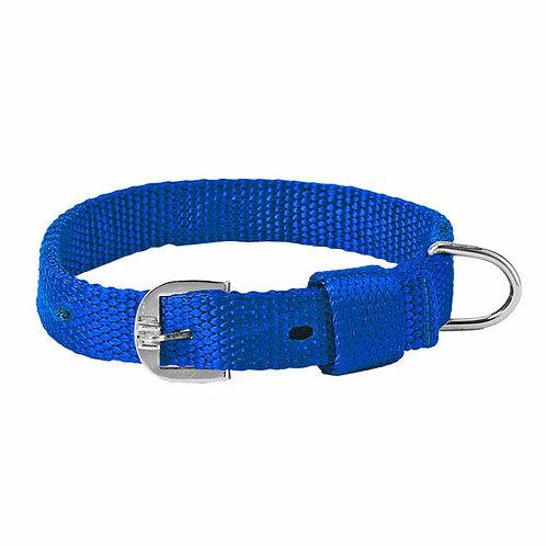 Kennel Nylon Royal Dog Collar for Medium Dogs