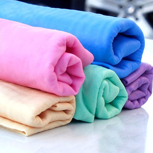 PVA Chamois Wet Absorbent Towels for All Pets
