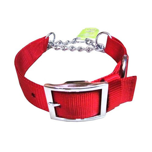 Canine Nylon Choke Collar for Medium to Some Large Dogs