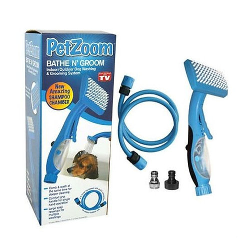 PetZoom Bathe and Groom Shower System for Pets