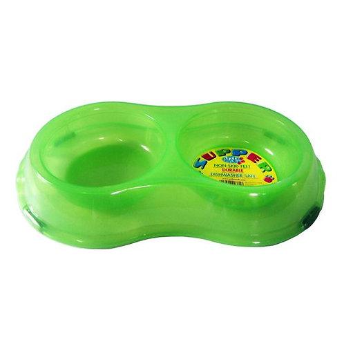 Pet Brands Translucent Supper Bowl