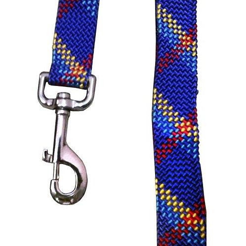 Imported Thick Nylon Weaved Medium Dog Leash