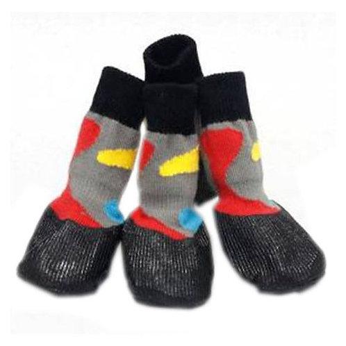 Puppy Love Anti-Slip Waterproof Sock Shoes