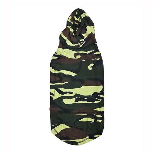 Zorba Designer Camouflage Hoodie Tshirt