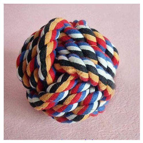 Canine Rope Tug Ball