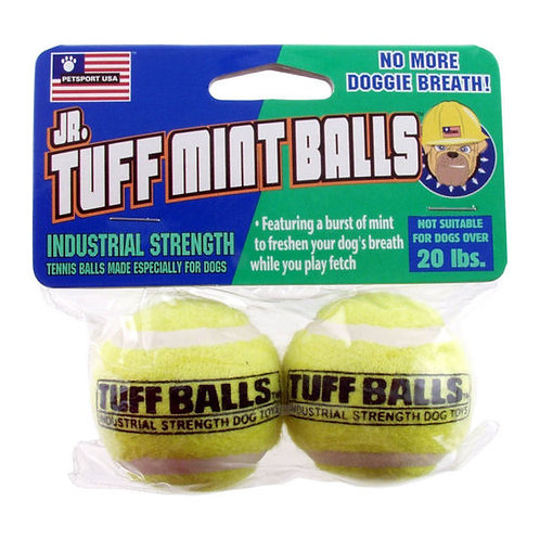 Petsport USA Junior Tuff Mint Balls