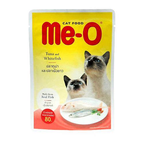 MeO Tuna & Whitefish Gravy Cat Food