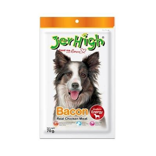 Jerhigh bacon dog treat