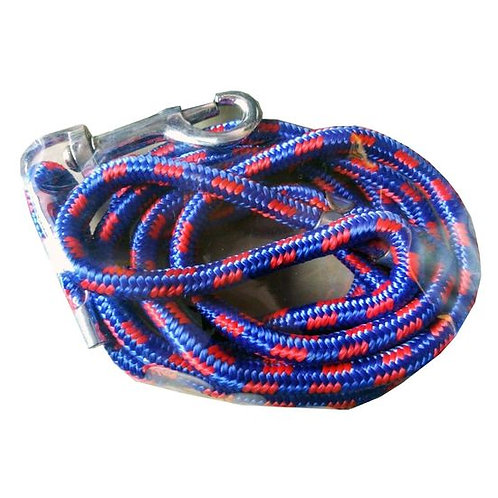 Canine Mini Braided Reflective Rope Lead