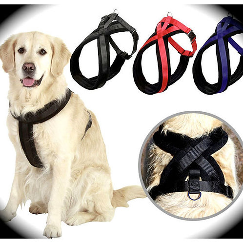 Puppy Love Padded Body Harness for Large and Giant Breed Dogs