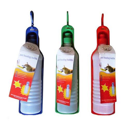Plastic Pet Feeding Water Bottle